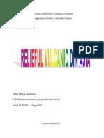 Relieful Vulcanic Din Asia