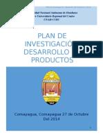 Ejemplo Plan Margarina Saborizada
