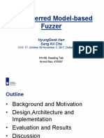 Inferred Model Fuzzer