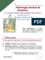 Gtp t3.Fisiologia Animal Humana Inmunitario i. Curso 2014-16