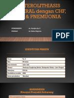 Ureterolithiasis Bilateral