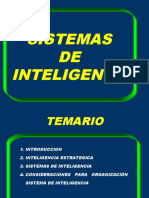 Sistemas de Inteligencia