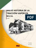 TS11H002 - Breve Historia de La Tracción Vapor en MZA