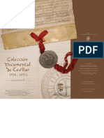 Colección Documental de Cuéllar