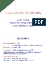 Sejarah IKR