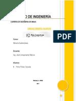 3.-Empresa Minera Pan American Silver Peru- Unidad Minera Huaron