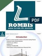 Rombis Company Overview
