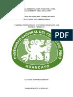 Catalisis de Hidrocarburos - 3er Parcial