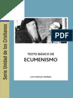Textos básicos de ecumenismo