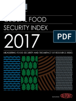 EIU Global Food Security Index - 2017 Findings & Methodology