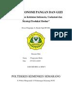 2. Ciri Pertanian Indonesia, Usaha Tani, Strategi Produksi Menurut Mosher