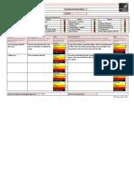 location risk assessment - jasons house