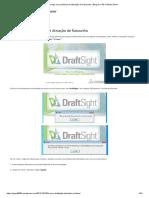 Corrigir Seu Problema de Ativação Do Draftsight