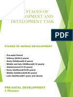 1.2 Stages of Development