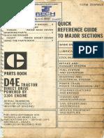 Catalogo Completo d4e - Embreagem