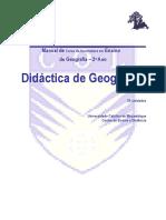 Didactica de Geografia I Modulo