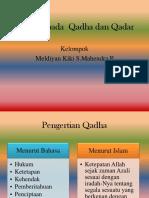 Iman Kepada  Qadha dan Qadar.pptx