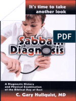 Sabbath Diagnosis