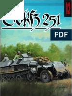 Wydawnictwo Militaria [Seria Tank 012] Sdkfz 251