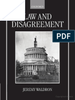 Jeremy Waldron - Law and Disagreement (1999).pdf