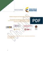 Modelo Integrado de Planeacion y Gestion