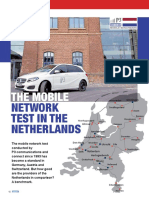 P3 Connect Mobile Benchmark NL 2015 Report
