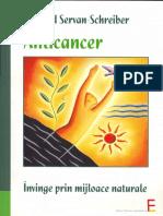 Anticancer- D.S. Schreiber