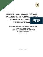 Reglamento de Grados y Titulos Ultima Version 28-5-16