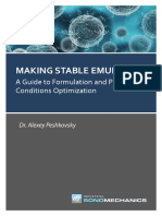 eBook Making Stable Emulsions