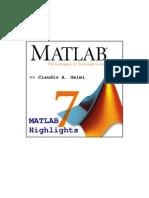 Matlab Tips