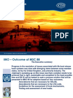 IMO MSC 88 Slides