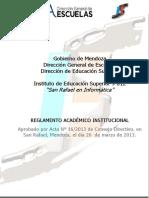 REGLAMENTO ACADÉMICO INSTITUCIONAL (RAI) - IES 9-012 - OFICIAL.pdf