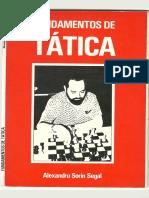 Fundamentos de TÁTICA - Alexandru Sorin Segal