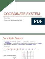 koord sistem