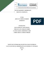 Subgrupo 5 Proyecto Gestión Transporte- Segunda Entrega