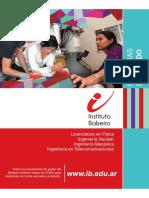 1-Boletín Carreras de Grado-Instituto Balseiro