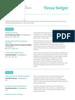 swiger resume pdf 2