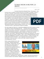 Maurizioblondet.it-i Vaccini Fanno Male Anche Ai Militari Lo Dice Il Parlamento