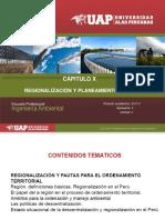 Regionalización y Planeamiento Urbano