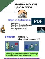 Pengantar BioSafety