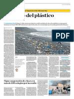El Rastro Del Plástico