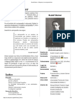 Rudolf Steiner - Wikipedia, La Enciclopedia Libre