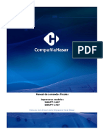 Manual de Comandos Termicas