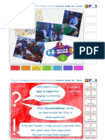 PMIEF Project Management Kit for Primary School Practice Guide for Tutors