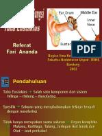 Fisiologi Tuba Final