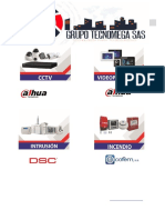 Dahua Distribuidor Marzo 2018
