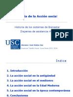 Historia de La Acción Social