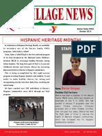 October Village News
