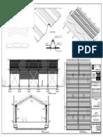 Cubierta Multicancha La Vega - Arquitectura 02