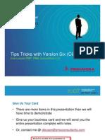 P6 Tips-Tricks Client